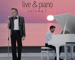 "SONER ARICA ""LIVE & PIANO VOLUME 1"""